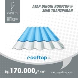 Atap Dingin ROOFTOP® Semi Transparan