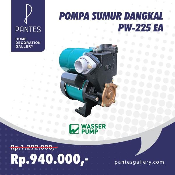 Pompa Sumur Dangkal PW-225 EA