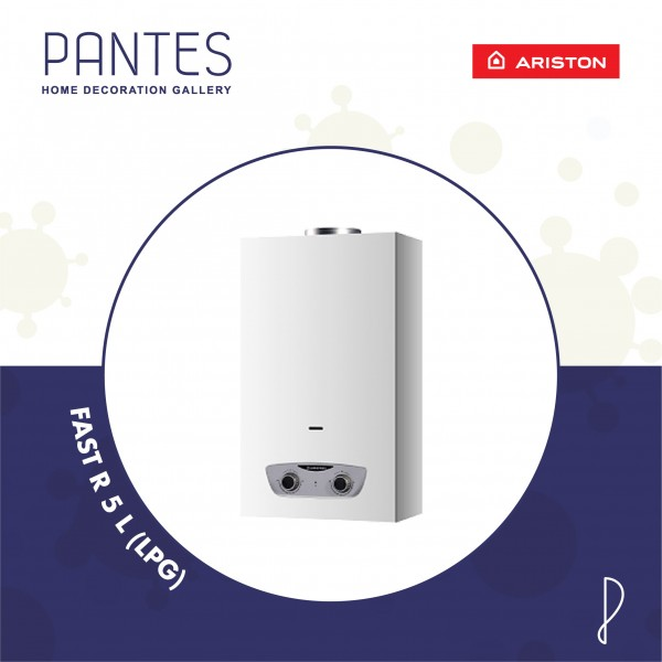 Water Heater ARISTON FAST R 5 L (LPG)
