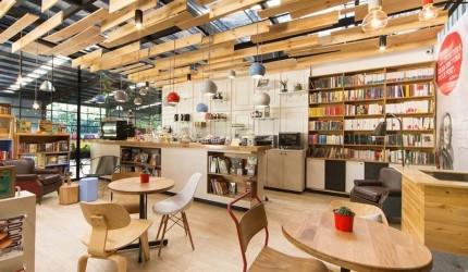 10 Cafe Dengan Desain Unik