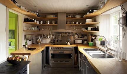 13 Inspirasi Desain Dalam Menyiasati Dapur Minimalis