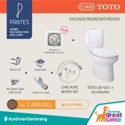 PROMO BATHROOM PACKAGE 4