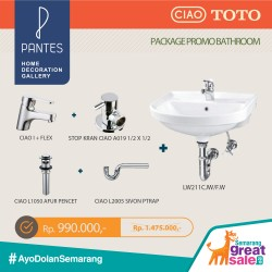 PROMO BATHROOM PACKAGE 2