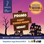 Paket Kamar Mandi Hemat Oktober