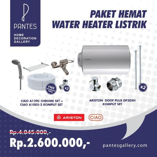 Paket Hemat Water Heater Listrik