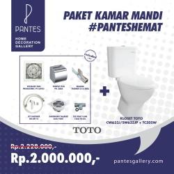 Paket Kamar Mandi #panteshemat